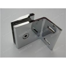 """Коннектор """"стена-стекло"""" 90° SAGA-SC9-04B"""