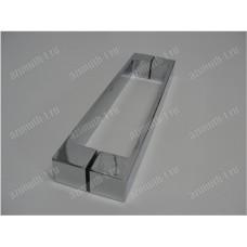 Ручка дверная, дугообразная, квадртаное сечение SAGA-DHD-04Z