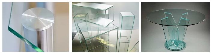 Склейка стекла и приклейка пятаков по УФ технологии